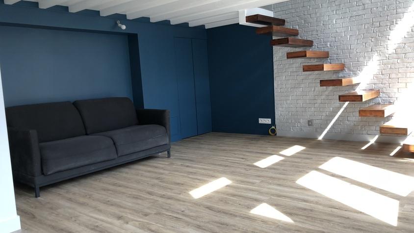Rénovation Loft